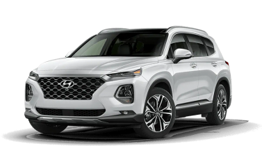 Santa Fe 2.4 Preferred AWD à vendre ou à louer - Concession Hyundai à Rimouski