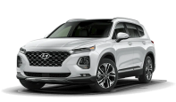 Santa Fe 2.0T Luxury AWD